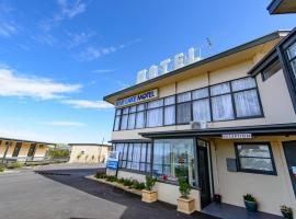 Blue Lake Motel: Mount Gambier şehrinde bir otel