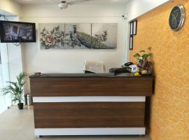 RUNWAY INN, hotel near Sardar Vallabhbhai Patel International Airport - AMD,