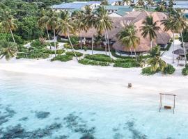 Reethi Faru, Bio Luxury Resort, resort in Raa Atoll