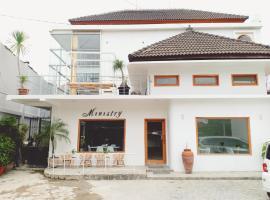 Ministry Homestay, hotel in Yogyakarta
