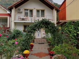 Pension Eden, family hotel in Băile Herculane