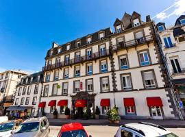 Hôtel du Parc, hôtel à Le Mont-Dore