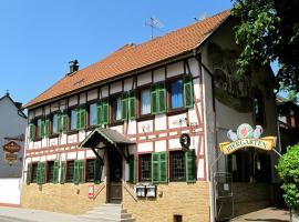 Gasthaus zum Löwen, guest house in Frankfurt