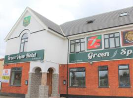 Green View Hotel, hotel near intu Lakeside Shopping Centre, Dartford