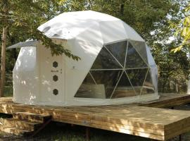 Hypnos Sapanca Glamping & Spa, люкс-шатер в Сакарье