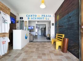 Canto da Praia Beach Hostel, budget hotel in Arraial do Cabo