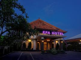 EFA HOTEL, hotel near Syamsudin Noor International Airport - BDJ, Banjarmasin