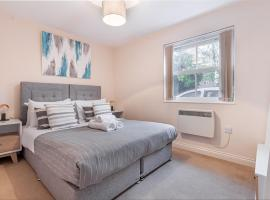 Beautiful One Bedroom Apartment - St Johns, apartment in Worcester