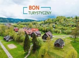 Ośrodek Wypoczynkowy Gromada, hotel in Krynica Zdrój