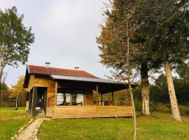 Evergreen house Plitvice, holiday home in Rakovica