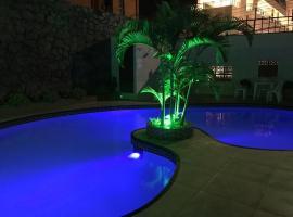 Hotel Italia Beach, hotel in Fortaleza