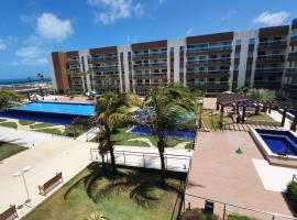 VG FUN PRAIA ao lado do hotel Vila Galé, apto 1, hotel with jacuzzis in Fortaleza