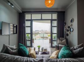 2 Sleeper with King Bed at Point Waterfront, apartment in Durban