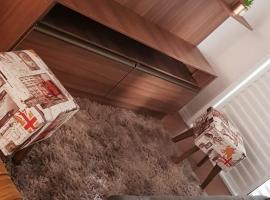 Apartamento Novo Solarium em Poços de Caldas, apartamento em Poços de Caldas