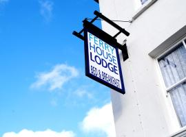 Ferry House Lodge, hotel in Portsmouth