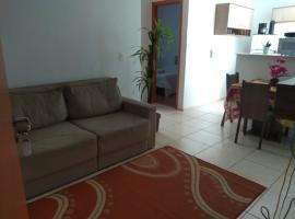 Apto arara azul casal, apartment in Campos dos Goytacazes