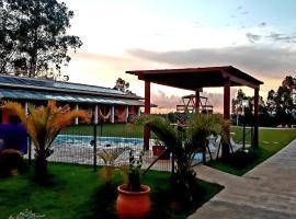 Pousada San Pietro, hotel em Águas de São Pedro