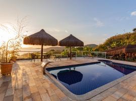 Pousada Recanto de Paraty, accessible hotel in Paraty