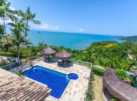 Pousada Recanto de Paraty, hotel near Araujo Island, Paraty