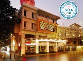 Triple Two Silom, hotel in Bangkok