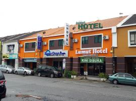 Lumut Hotel Holiday Suite New Hotel, hotel in Lumut
