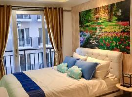 Apartment Grand Asia Afrika Tulip Bandung, apartment in Bandung