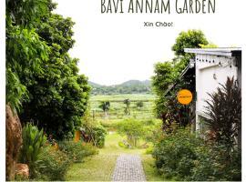 Bavi Annam Garden, family hotel in Ba Vì