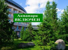 Отель Лагуна, отель в Магнитогорске