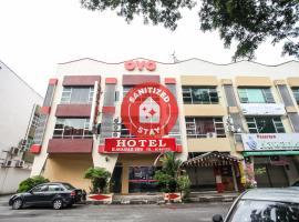 OYO 89427 Kavanas Hotel Taiping, hotel in Taiping