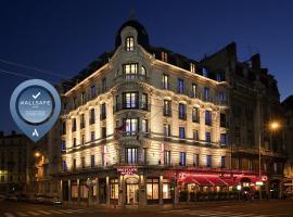 Mercure Lyon Centre Brotteaux, Mercure hotel in Lyon