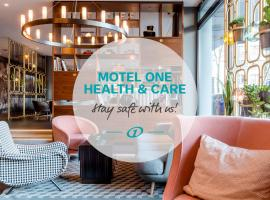 Motel One Essen, accessible hotel in Essen