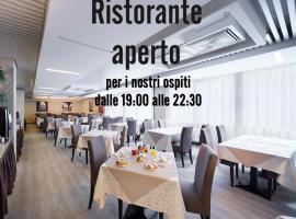 Quality Hotel Delfino Venezia Mestre, hotel in zona Stazione di Venezia Mestre, Mestre