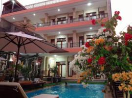 Bali 85 Beach Inn, hotel in Padangbai