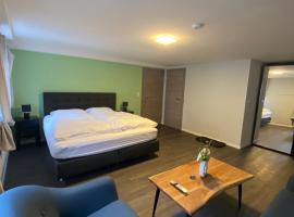 JG City Hotel Memmingen, hotel in zona Aeroporto di Memmingen - FMM,