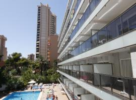 Hotel Perla, hotel en Benidorm