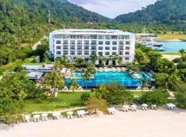 The Danna Langkawi, family hotel in Pantai Kok