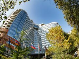 Renaissance Moscow Monarch Centre Hotel by Marriott, hotel in Moscow