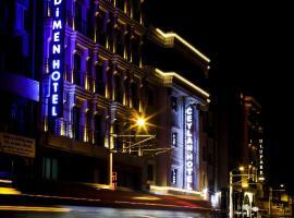 Dimen Hotel, hotel in Bursa