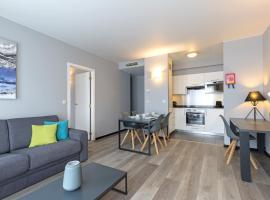 Thon Hotel Residence Parnasse Aparthotel, appart'hôtel à Bruxelles