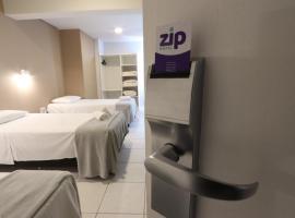Hotel Zip Florianópolis, hotel em Florianópolis
