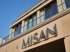 Hotel Misan, Luxushotel in Norderney