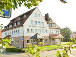 Hotel am Ludwigskanal, hotel near Max-Morlock-Stadion, Wendelstein