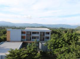 Mont Blanc in Khao Yai, hotel in Mu Si