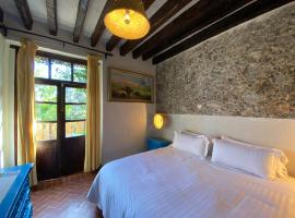 Posada Colibri - Hotel & Spa, отель в городе Сан-Хуан-Теотиуакан