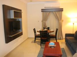 Al-Fakhamah Hotel Apartments - Families Only, apart-hotel em Al Khobar
