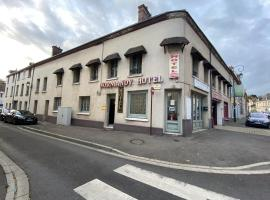 Hotel Normandy, hotel in Dreux