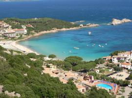 Hotel Olimpia, hotel in Baja Sardinia