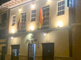 Hotel Ríos del Valle, hotel in Cuenca