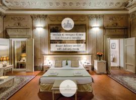 Palazzo Guicciardini, hotel in Florence