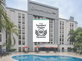 Hampton by Hilton Monterrey Galerías, отель в городе Монтеррей